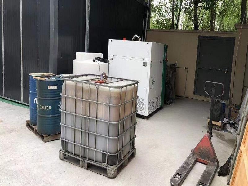 XS-300L-30切削液废水处理设备