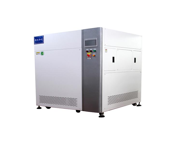 高温蒸发废水处理设备的缺点